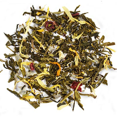 Tè biologico online - Tè sencha bio Passion Fruit